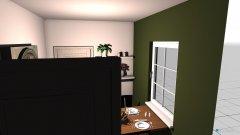 Raumgestaltung esszimmer Breidenbach in der Kategorie Esszimmer