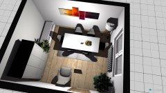Raumgestaltung Esszimmer Haus in der Kategorie Esszimmer
