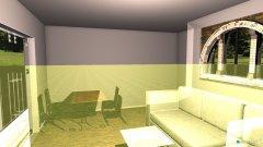 Raumgestaltung Esszimmer neu in der Kategorie Esszimmer