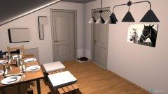 Raumgestaltung Esszimmer PZE in der Kategorie Esszimmer