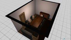 Raumgestaltung Esszimmer Wolle in der Kategorie Esszimmer