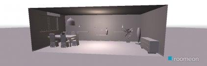 Raumgestaltung esszimmer1 in der Kategorie Esszimmer