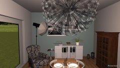 Raumgestaltung Esszimmer in der Kategorie Esszimmer