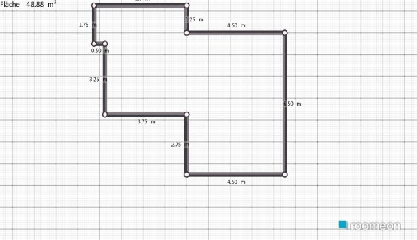 Raumgestaltung EZ1 in der Kategorie Esszimmer