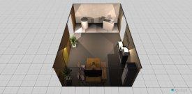 Raumgestaltung FAD13 in der Kategorie Esszimmer