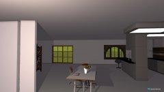 Raumgestaltung Fantasy Raum in der Kategorie Esszimmer