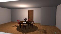 Raumgestaltung franziraum in der Kategorie Esszimmer