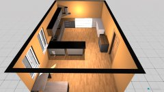 Raumgestaltung gal togoo in der Kategorie Esszimmer