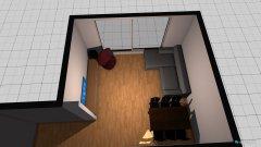 Raumgestaltung Gerone Salon in der Kategorie Esszimmer