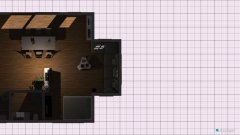 Raumgestaltung Gesamte Wohnung in der Kategorie Esszimmer