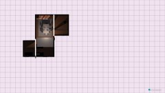 Raumgestaltung Grundriss222 in der Kategorie Esszimmer