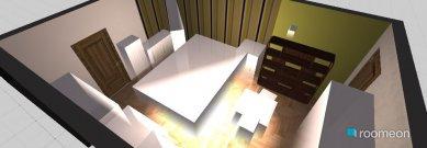 Raumgestaltung Grundrissvorlage Erker in der Kategorie Esszimmer