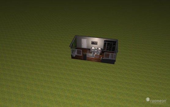 Raumgestaltung Gutes Zimmer (Modern) in der Kategorie Esszimmer