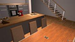 Raumgestaltung hausi in der Kategorie Esszimmer