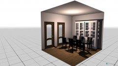 Raumgestaltung haytham in der Kategorie Esszimmer