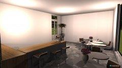 Raumgestaltung herz in der Kategorie Esszimmer