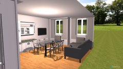 Raumgestaltung Hill v2 in der Kategorie Esszimmer