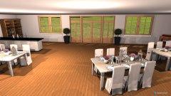 Raumgestaltung Hochzeit in der Kategorie Esszimmer