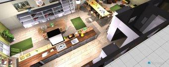 Raumgestaltung Holler Deli in der Kategorie Esszimmer