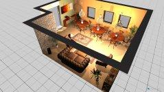 Raumgestaltung hotel in der Kategorie Esszimmer