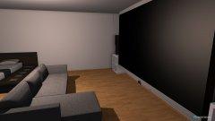 Raumgestaltung hvuvj in der Kategorie Esszimmer