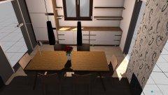 Raumgestaltung Jídelna in der Kategorie Esszimmer