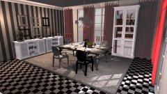 Raumgestaltung jadalnia in der Kategorie Esszimmer