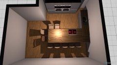 Raumgestaltung just in der Kategorie Esszimmer