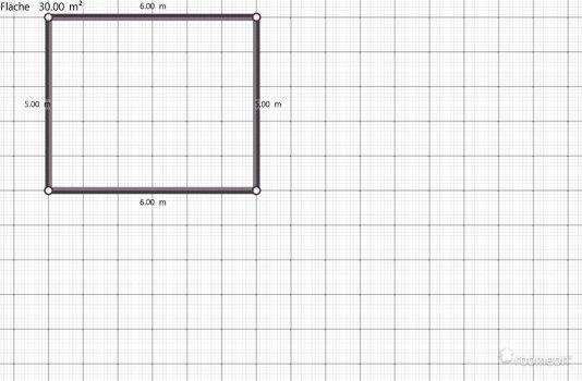 Raumgestaltung Jutta1 in der Kategorie Esszimmer