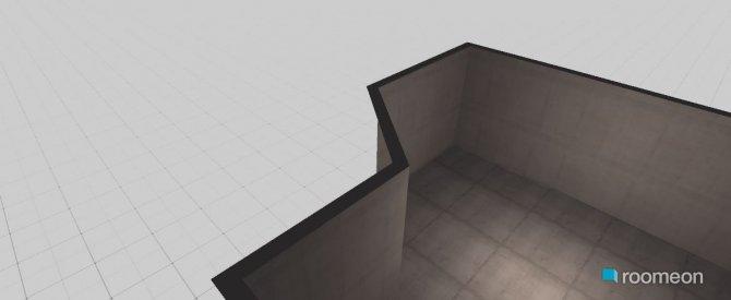 Raumgestaltung kamer balk in der Kategorie Esszimmer