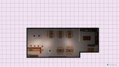 Raumgestaltung kantine in der Kategorie Esszimmer