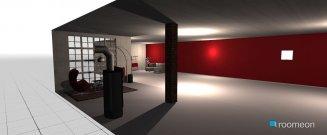 Raumgestaltung Karo in der Kategorie Esszimmer