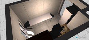 Raumgestaltung Kichen in der Kategorie Esszimmer