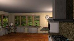 Raumgestaltung Kitchen 2 in der Kategorie Esszimmer