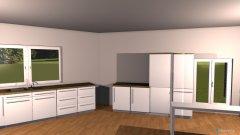 Raumgestaltung kitchen-viila in der Kategorie Esszimmer