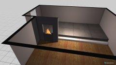 Raumgestaltung kominek podloga in der Kategorie Esszimmer