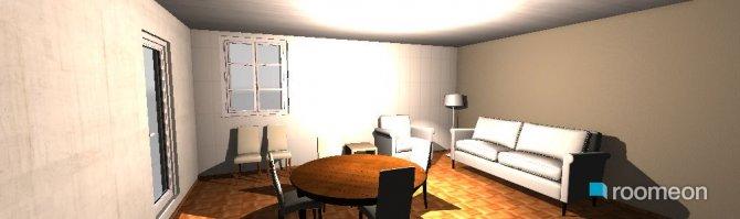 Raumgestaltung Konstantinovska 10 dining room in der Kategorie Esszimmer