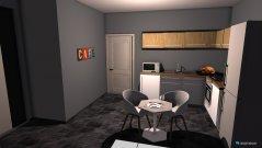 Raumgestaltung konyha in der Kategorie Esszimmer