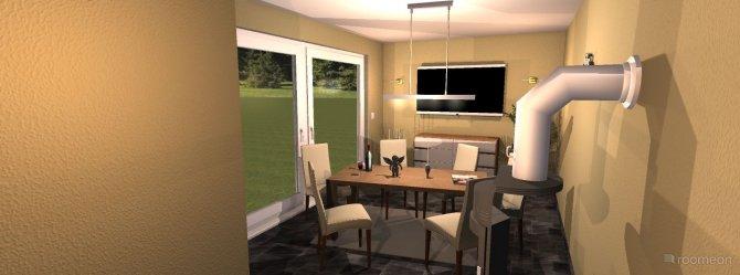 Raumgestaltung kubi in der Kategorie Esszimmer