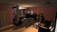 Raumgestaltung kuchin in der Kategorie Esszimmer