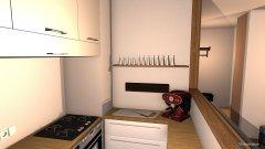 Raumgestaltung kuchnia 2 in der Kategorie Esszimmer