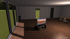 Raumgestaltung kü wo in der Kategorie Esszimmer