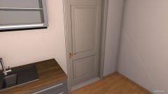 Raumgestaltung küche 2 in der Kategorie Esszimmer
