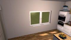 Raumgestaltung küche delüx in der Kategorie Esszimmer