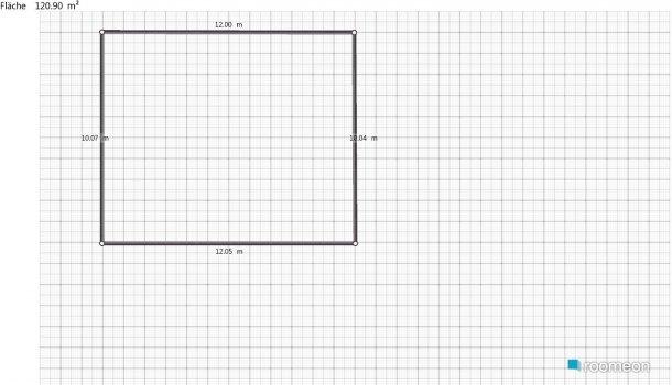 Raumgestaltung Küche , Esszimmer und Wohnraum in der Kategorie Esszimmer