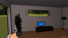 Raumgestaltung Küche, Esszimmer, Wohnzimmer 1 in der Kategorie Esszimmer