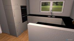 Raumgestaltung Küche & Esszimmer in der Kategorie Esszimmer