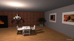Raumgestaltung Küche Highschool in der Kategorie Esszimmer