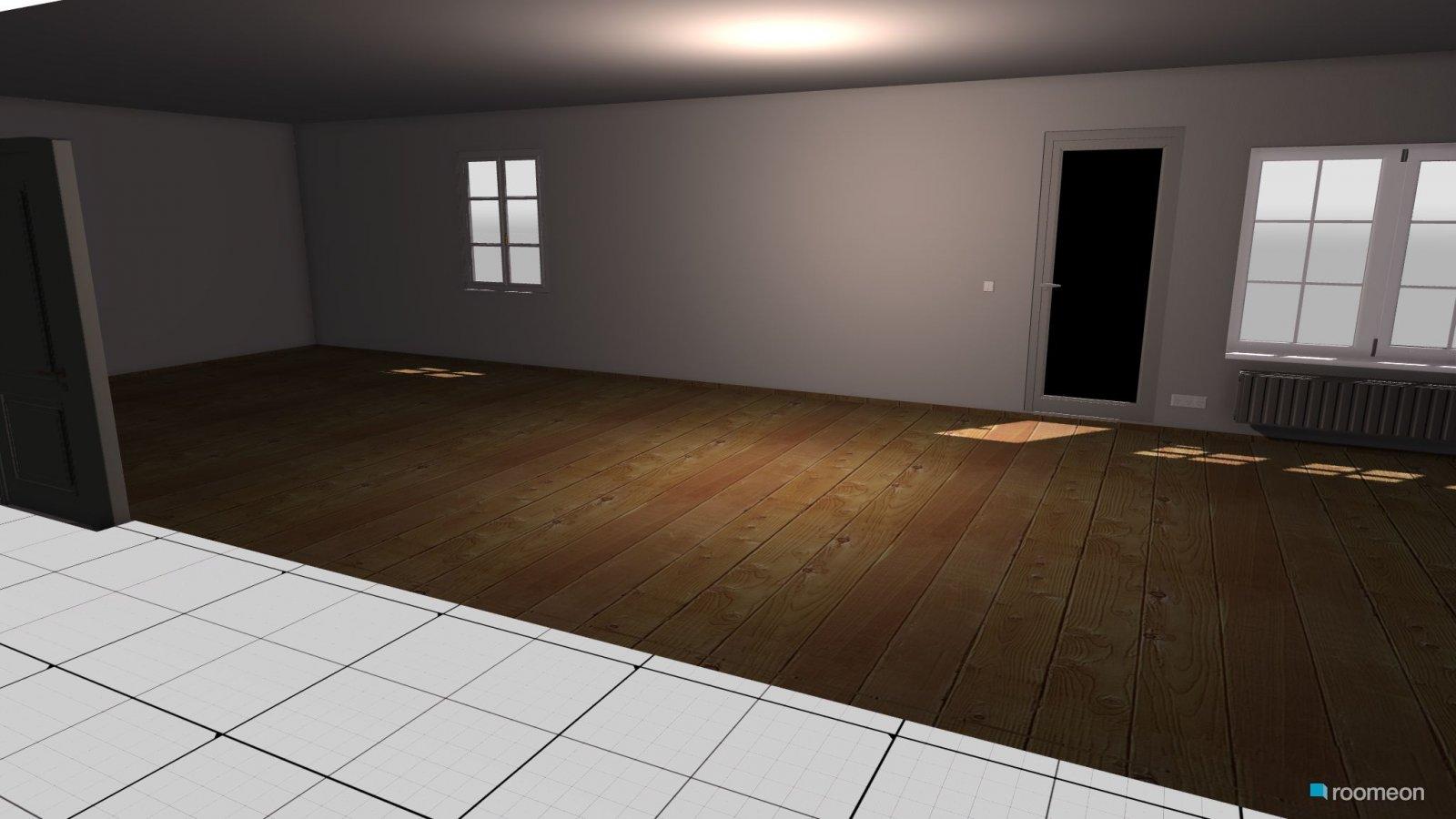 Raumplanung k che mit esszimmer roomeon community for Raumgestaltung esszimmer
