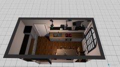 Raumgestaltung Küche2 in der Kategorie Esszimmer